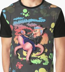 Sour Burst Graphic T-Shirt