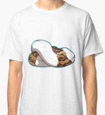 Piebald Ball Python Classic T-Shirt