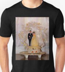 Vintage Wedding  Unisex T-Shirt