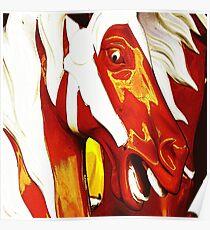 Wild Horsey  Poster