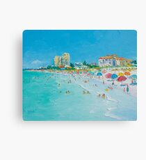 Clearwater Beach, Florida Canvas Print