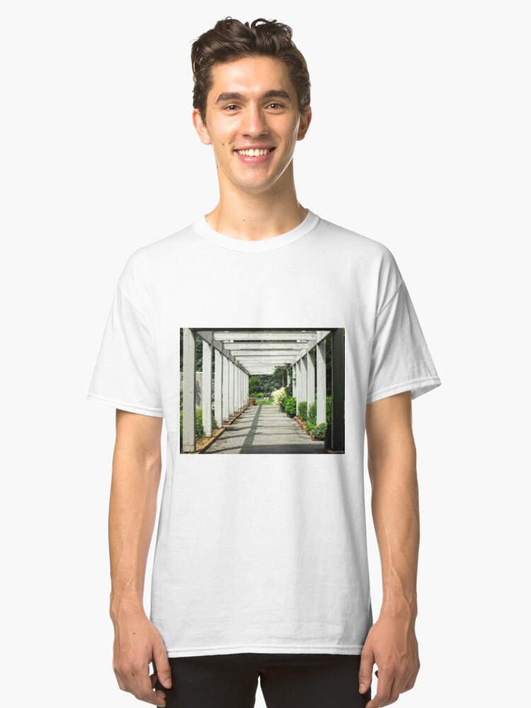 Walk to the Garden Party.... Classic T-Shirt Front