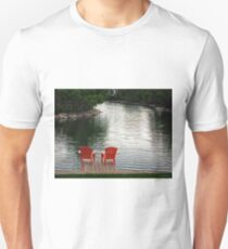 Summer Time by the Lake T-Shirt