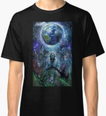 Gratitude For The Earth And Sky, 2015 Classic T-Shirt