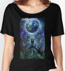 Gratitude For The Earth And Sky Women's Relaxed Fit T-Shirt