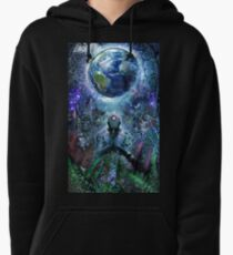 Gratitude For The Earth And Sky Pullover Hoodie