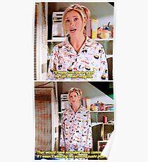 Buffy's Yummy Sushi Pyjamas  Poster