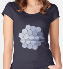 Hex Women's Fitted Scoop T-Shirt