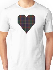00319 Cork, County (District) Tartan  Unisex T-Shirt