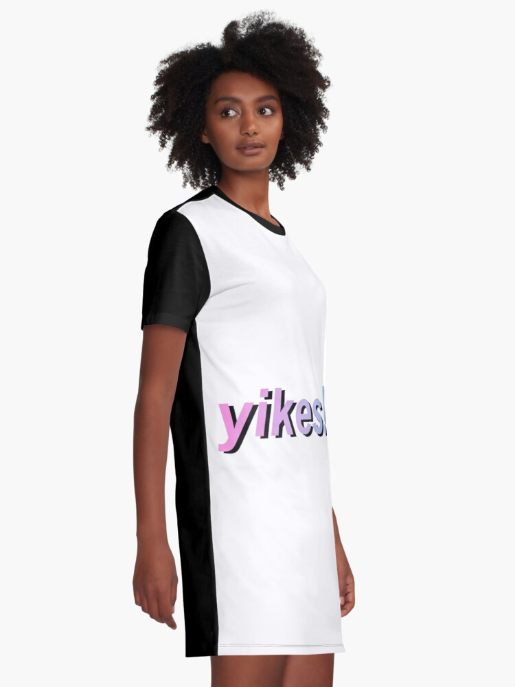 Alternative Ansicht von hey !!! Gradient T-Shirt Kleid
