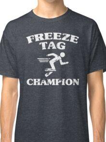Freeze Tag Champion Classic T-Shirt