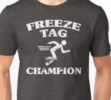 Freeze Tag Champion Unisex T-Shirt