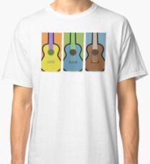 Warhol Ukes Classic T-Shirt