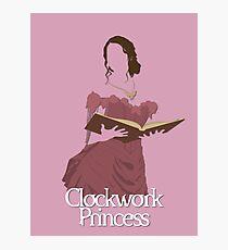 "Theresa ""Tessa"" Gray | Clockwork Princess Photographic Print"