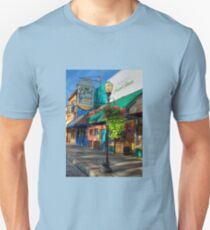 Historical Whiskey Row Prescott Arizona Unisex T-Shirt