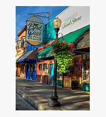 Historical Whiskey Row Prescott Arizona Photographic Print