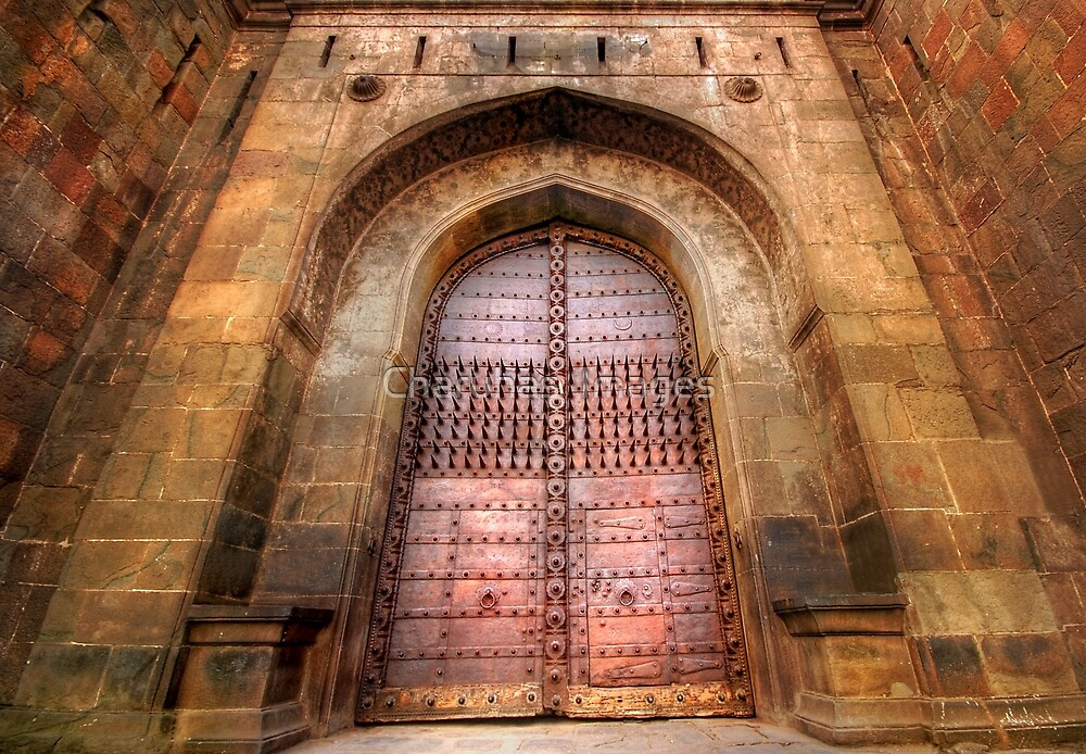 Shaniwar Wada - Famous Fort In Pune, India by Charuhas  Images