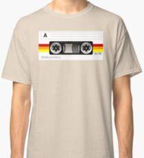 Cassette tape vector design Classic T-Shirt