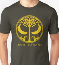 IRON BANANA Unisex T-Shirt