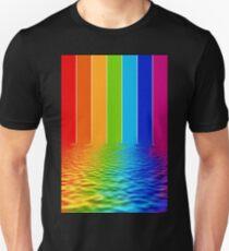 spectrum reflection Unisex T-Shirt