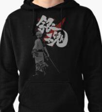 Sakata Gintoki - Gintama anime Pullover Hoodie