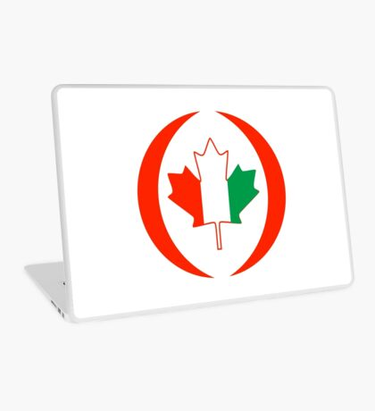 Ivory Coast Canadian Multinational Patriot Flag Series Laptop Skin