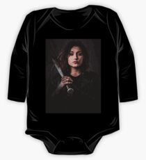 Z nation - Addison portrait Kids Clothes