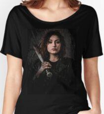 Z nation - Addison portrait Women's Relaxed Fit T-Shirt