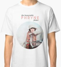 The Honorable Phryne Fisher Classic T-Shirt