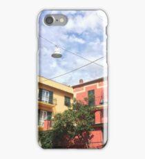Monterosso, Cinque Terre, Italia iPhone Case/Skin