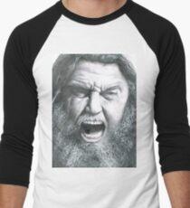 Tom Araya - Slayer Men's Baseball ¾ T-Shirt