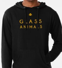 Glass Animals Yellow Lightweight Hoodie