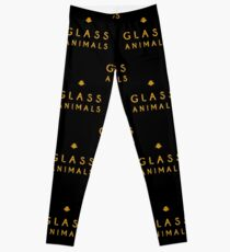 Glass Animals Yellow Leggings