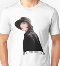 ♥ MISS. FISHER ♥ Unisex T-Shirt