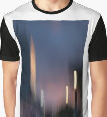 West End At Dusk Graphic T-Shirt