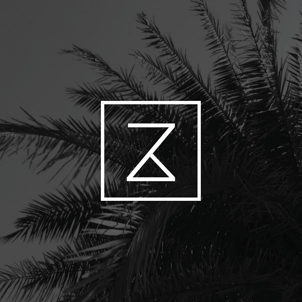 «Zanga Creative (Palm Tree)» de croppedcharcoal