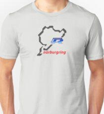 Nurburgring Track R T-Shirt