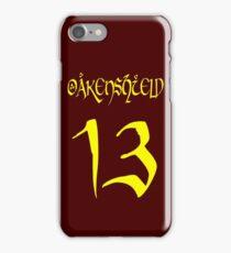 Thorinshield 13 iPhone Case/Skin