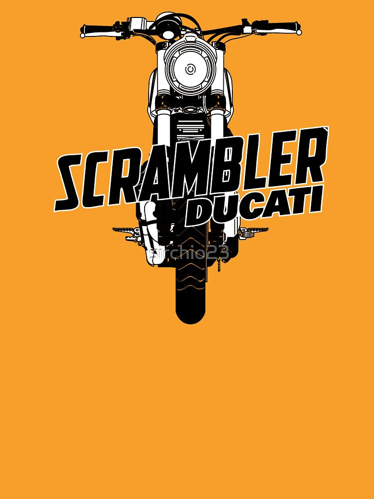 Scrambler Ducati by sirchio23
