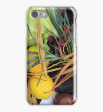 Fruit and Vegetables iPhone Case/Skin
