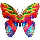 Butterfly Invasion by Scott Mitchell