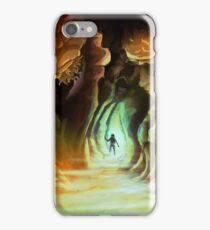 Lost in a Cave iPhone Case/Skin