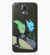 Hardcore Surf Case/Skin for Samsung Galaxy