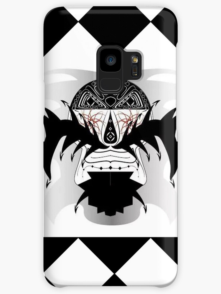 Skull Design Phone Cover Sticker Cases Skins For Samsung Galaxy
