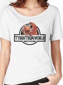 Tyrantrum World Women's Relaxed Fit T-Shirt