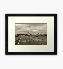 Get Your Kicks on Route 66 Framed Print