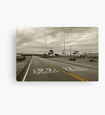 Get Your Kicks on Route 66 Canvas Print