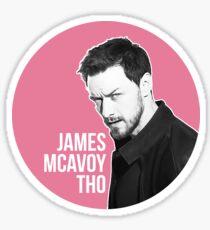 James Mcavoy Sticker Sticker