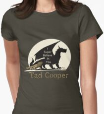 Galavant: I Super Believe In You Tad Cooper V2 Women's Fitted T-Shirt