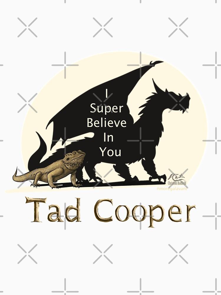 Galavant: I Super Believe In You Tad Cooper V2 by Christian-H